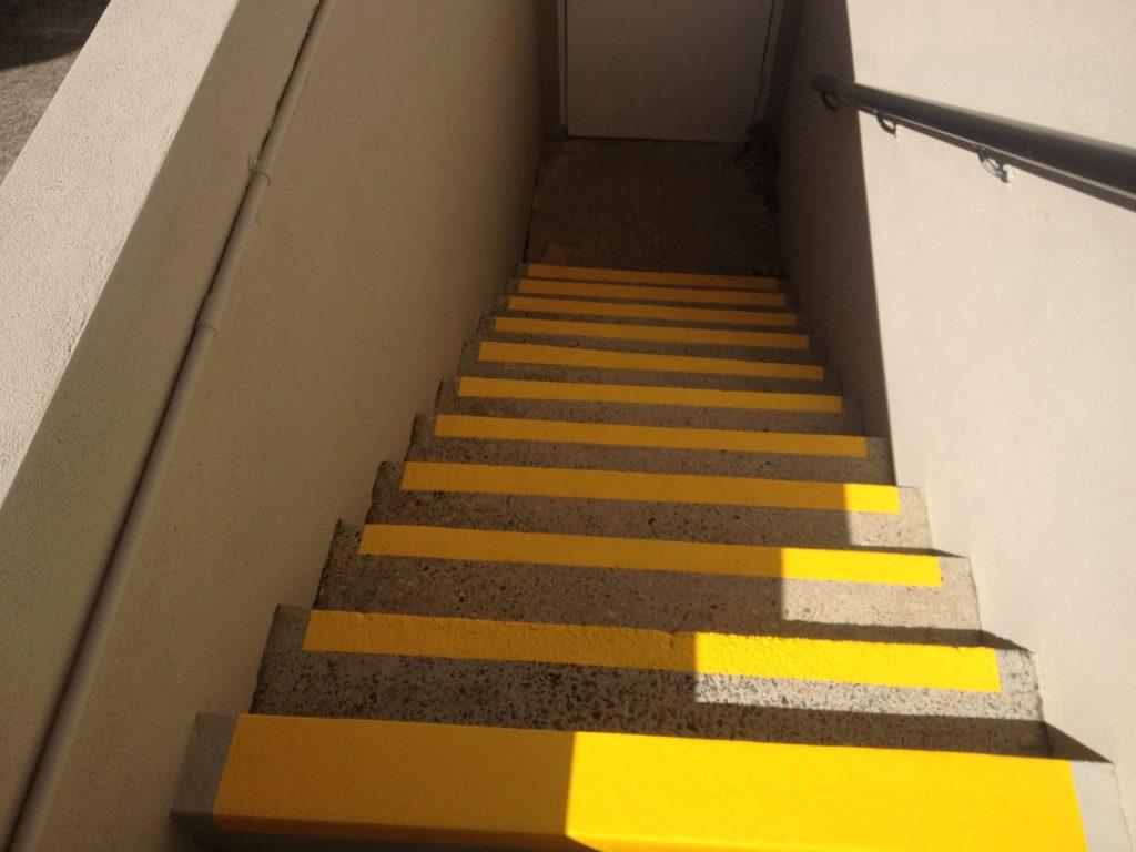 Stair Nosing Trip Hazards